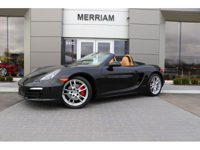 2014 Porsche Boxster S Merriam KS