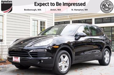 2014_Porsche_Cayenne__ Boxborough MA