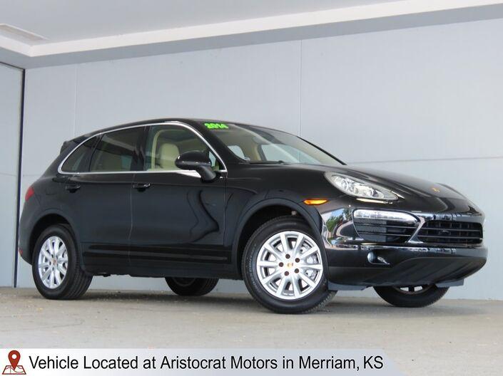 2014 Porsche Cayenne  Merriam KS