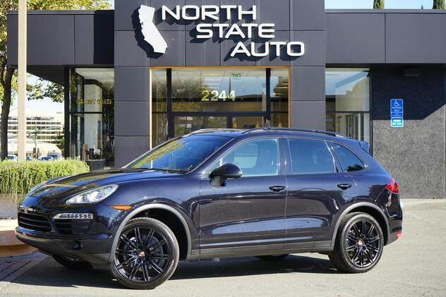 2014_Porsche_Cayenne__ Walnut Creek CA