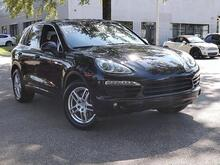 2014_Porsche_Cayenne_AWD 4dr Tiptronic_ Cary NC