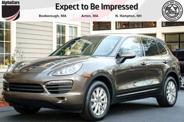 2014_Porsche_Cayenne_AWD Tiptronic_ Boxborough MA