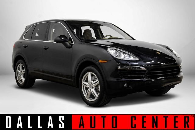 2014 Porsche Cayenne Diesel Carrollton TX
