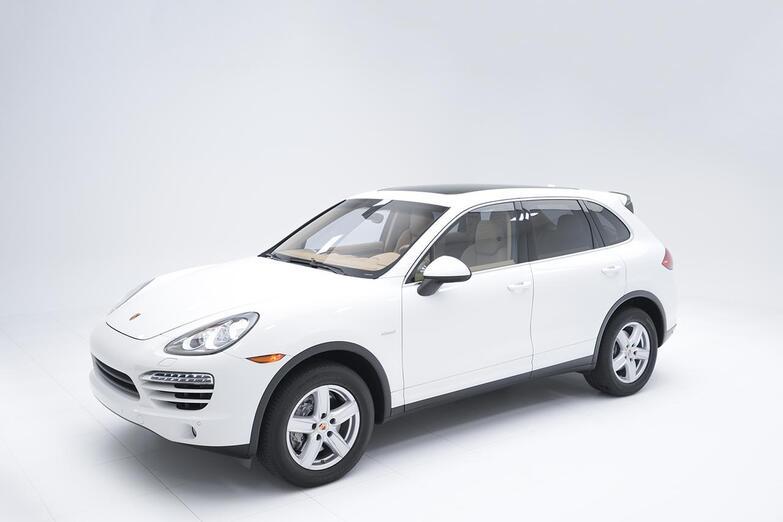 2014 Porsche Cayenne Diesel Pompano Beach FL