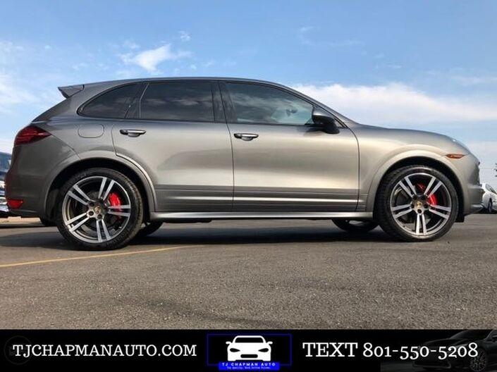 2014 Porsche Cayenne GTS Salt Lake City UT
