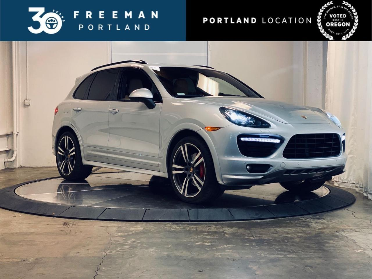 2014 Porsche Cayenne GTS V8 Ventilated Seats Backup Cam BOSE