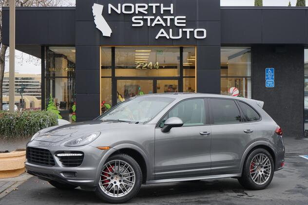 2014_Porsche_Cayenne_GTS_ Walnut Creek CA