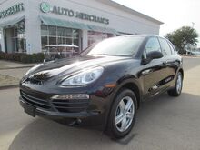 2014_Porsche_Cayenne_NAVIGATION, PANO SUNROOF, BACKUP CAM, PARKING SENSORS, REAR CLIMATE, MEMORY SEATS_ Plano TX