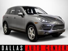 Porsche Cayenne Platinum AWD Base 2014