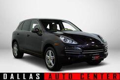 2014_Porsche_Cayenne Platinum AWD_Diesel_ Carrollton TX