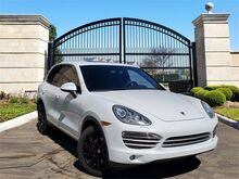 2014_Porsche_Cayenne_Platinum Edition_ Houston TX