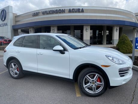2014 Porsche Cayenne Platinum Edition Salt Lake City UT