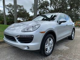 2014_Porsche_Cayenne_S Hybrid_ Hollywood FL