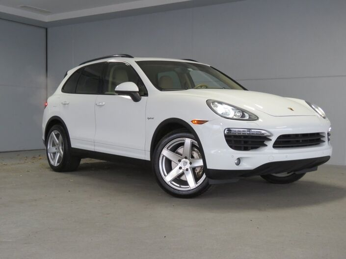2014 Porsche Cayenne S Hybrid Merriam KS