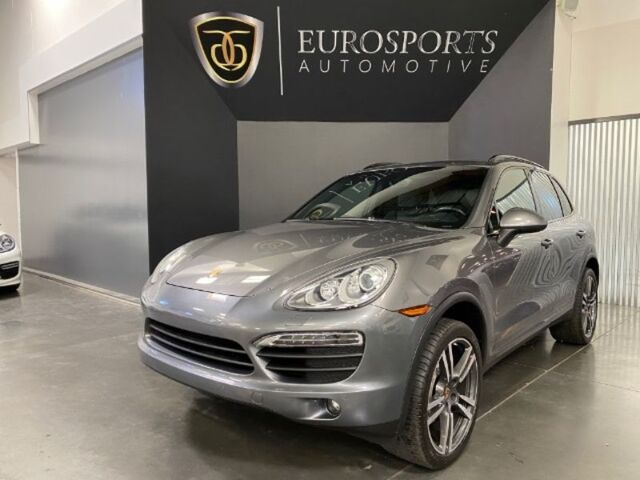 2014 Porsche Cayenne S Salt Lake City UT