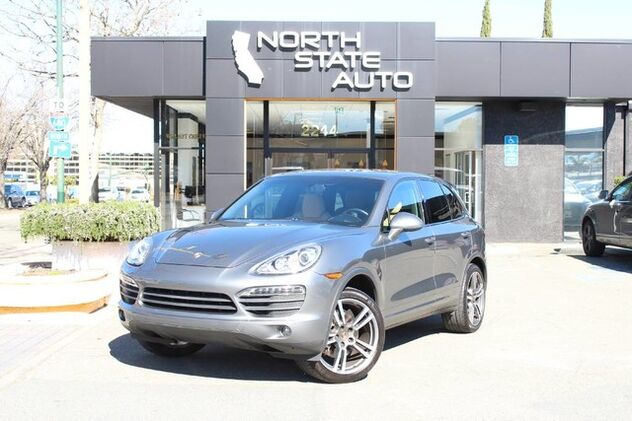 2014_Porsche_Cayenne_S_ Walnut Creek CA