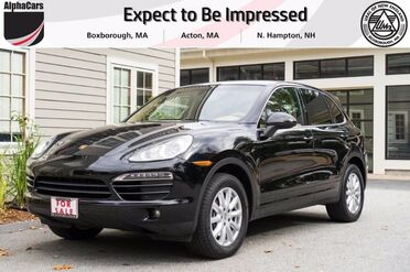 2014_Porsche_Cayenne_Tiptronic_ Boxborough MA