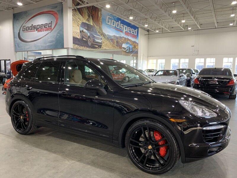 2014_Porsche_Cayenne_Turbo 121K MSRP_ Charlotte NC