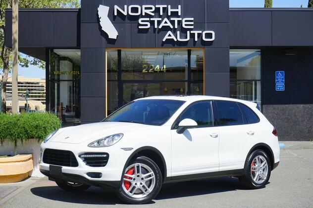 2014_Porsche_Cayenne_Turbo_ Walnut Creek CA