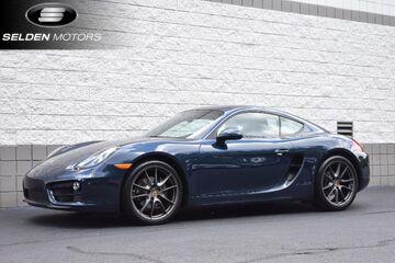 2014_Porsche_Cayman__ Willow Grove PA