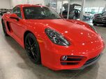 2014 Porsche Cayman 6 Speed