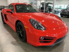Porsche Cayman 6 Speed 2014