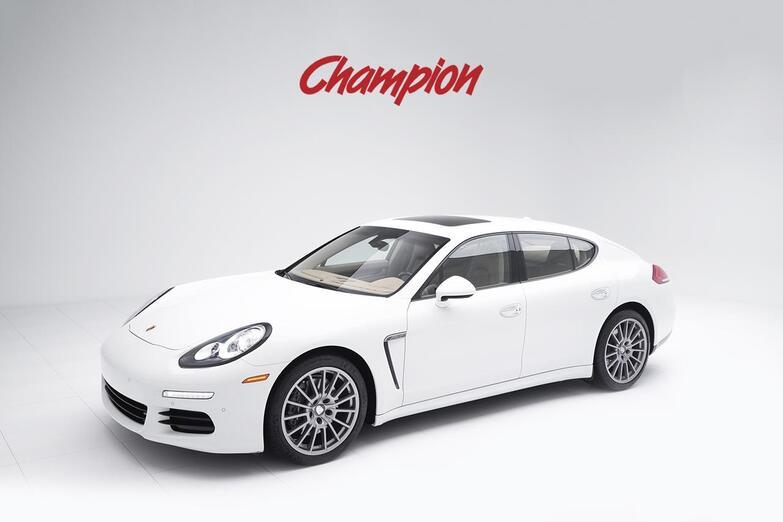 2014 Porsche Panamera  Pompano Beach FL
