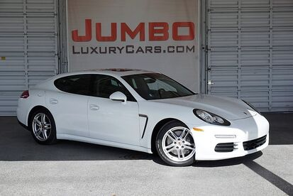2014_Porsche_Panamera_2_ Hollywood FL