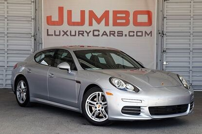 2014_Porsche_Panamera_4_ Hollywood FL