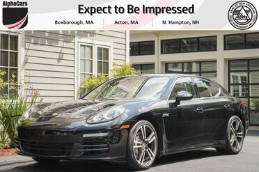 2014_Porsche_Panamera_4S_ Boxborough MA