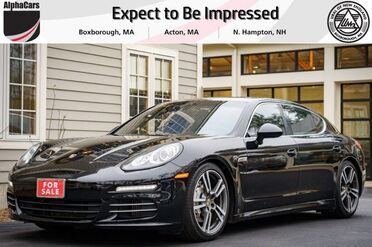 2014_Porsche_Panamera_4S Executive_ Boxborough MA