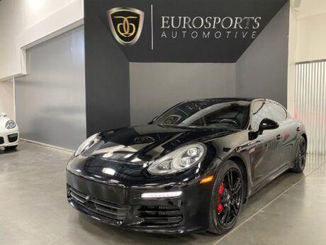 2014 Porsche Panamera 4S Executive Salt Lake City UT