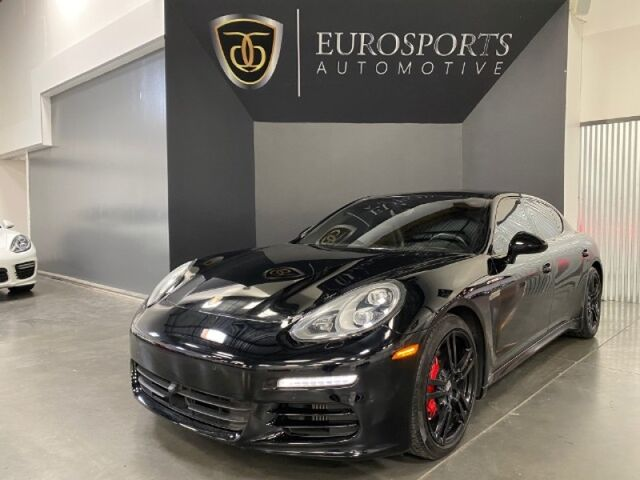 2014 Porsche Panamera 4S Executive Salt Lake City UT