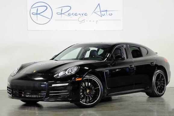 2014_Porsche_Panamera_4S Premium Plus Pkg Sport Chrono Camera System_ The Colony TX
