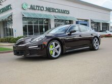 2014_Porsche_Panamera Hybrid_S E-Hybrid NAV, HTD/COOLED STS, BACKUP CAM, SUNROOF, BLUETOOTH, BOSE, SAT RADIO, PWR TRUNK_ Plano TX