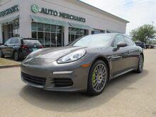 2014_Porsche_Panamera Hybrid_S E-Hybrid_ Plano TX