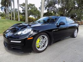2014_Porsche_Panamera_Hybrid S_ Hollywood FL