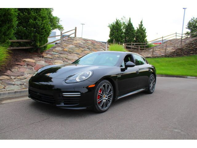 2014 Porsche Panamera Turbo Merriam KS