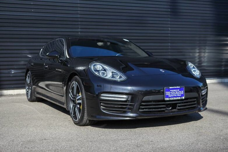 2014 Porsche Panamera Turbo S Executive Highland Park IL