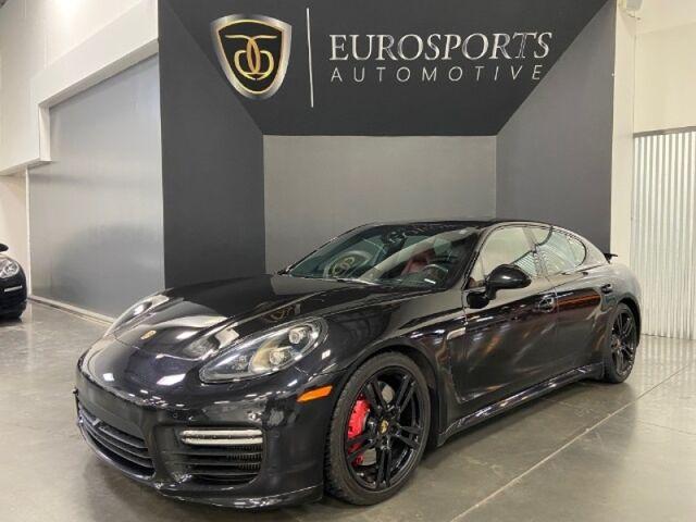 2014 Porsche Panamera Turbo Salt Lake City UT