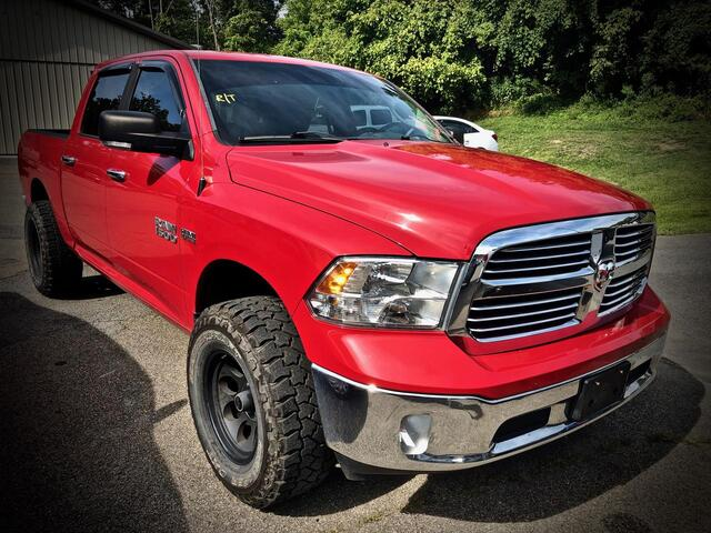 2014_RAM_1500 CREW CAB 4X4_BIG HORN_ Bridgeport WV
