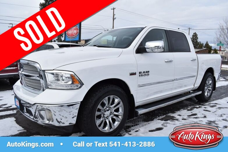 2014 RAM 1500 4WD Crew Cab Laramie Limited Bend OR