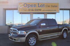 2014_RAM_1500_Laramie Longhorn Edition Crew Cab LWB 4WD_ Las Vegas NV