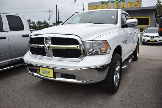 2014 RAM 1500 SLT Quad Cab 4WD Houston TX