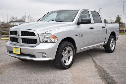 2014 RAM 1500 Tradesman Crew Cab SWB 4WD Houston TX