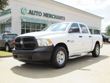 RAM 1500 Tradesman Crew Cab SWB 4WD LEATHER, BED LINER, BLUETOOTH, USB/AUX, STEERING WHEEL CONTROLS 2014