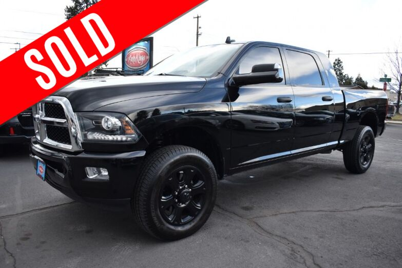2014 RAM 2500 4WD Mega Cab Big Horn Bend OR