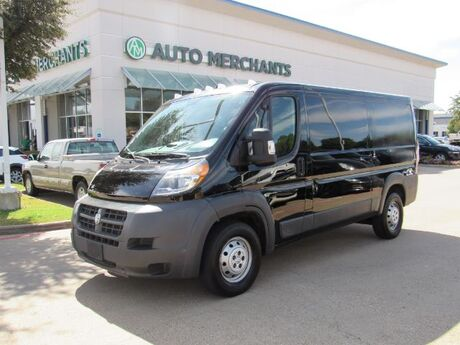 2014 RAM Promaster 1500 Low Roof Tradesman 136-in. WB*BACK UP CAMERA,BLUETOOTH CONNECTION Plano TX