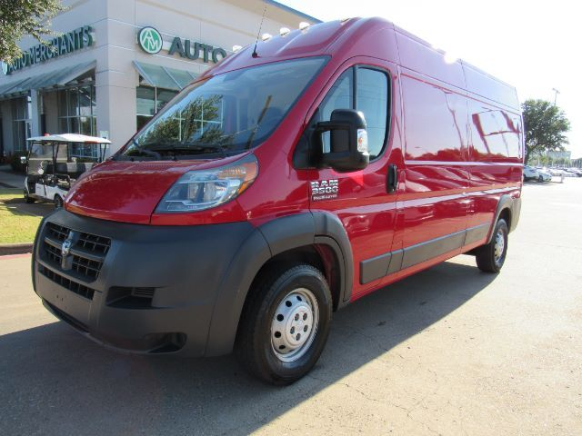 2014 RAM Promaster 3500 High Roof Tradesman 159-in. WB Plano TX