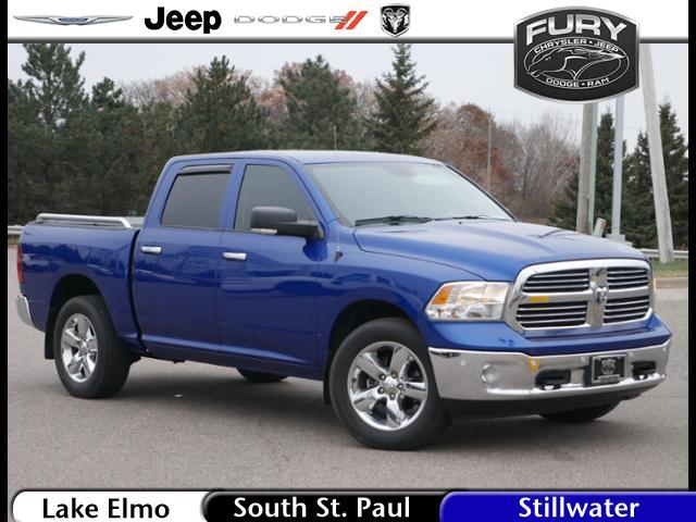 2014 Ram 1500 4WD Crew Cab 140.5 Big Horn Lake Elmo MN